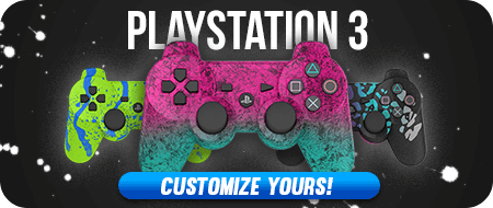 Freestyle PlayStation 3 Custom Controllers
