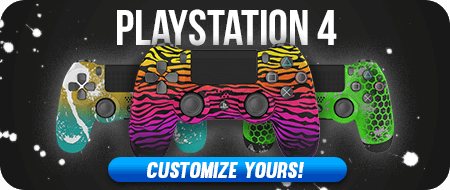 Freestyle PlayStation 4 Custom Controllers
