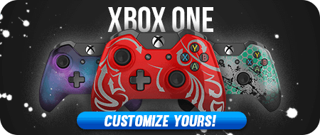 Freestyle Xbox ONE Custom Controllers