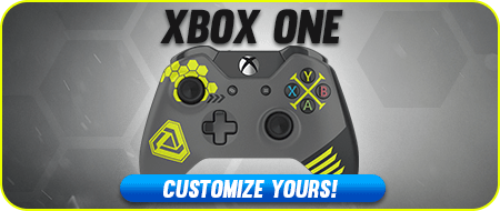Infinite War Xbox One Custom Controllers