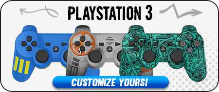 PlayStation 3 Custom Controllers