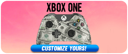 Xbox One Playa Edition Custom Controllers